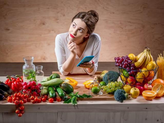 Дефицит калорий-диета