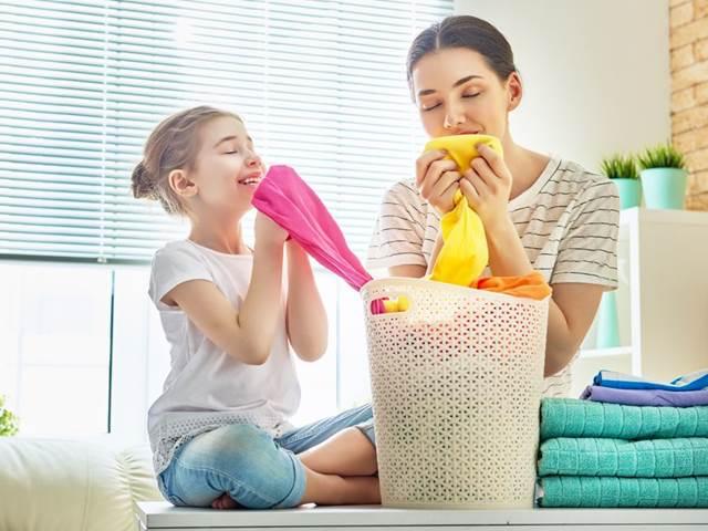 Jednoduché tipy, jak mít voňavé prádlo bez aviváže