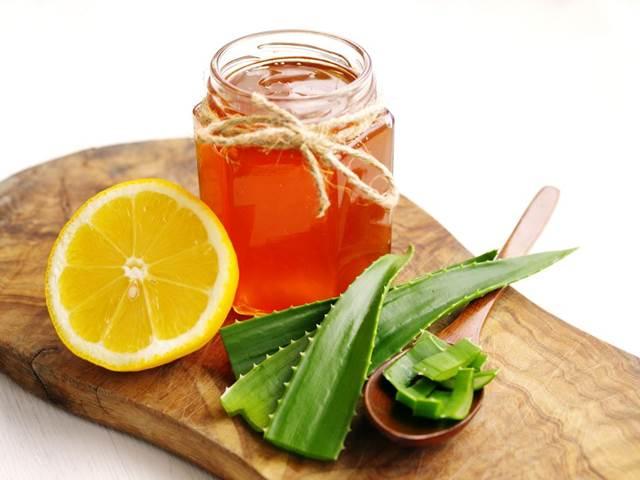 Výsledok vyhľadávania obrázkov pre dopyt napoj aloe vera med citron